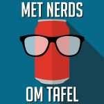 Met Nerds Om Tafel animatie in artwork.