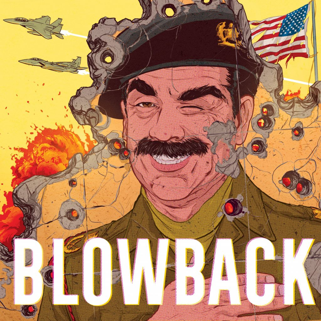 Beste Podcast Blowback