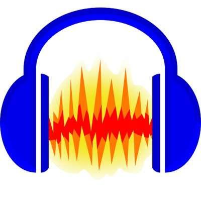 Audacity is het meest gebruikte (gratis) programma voor podcast bewerken.