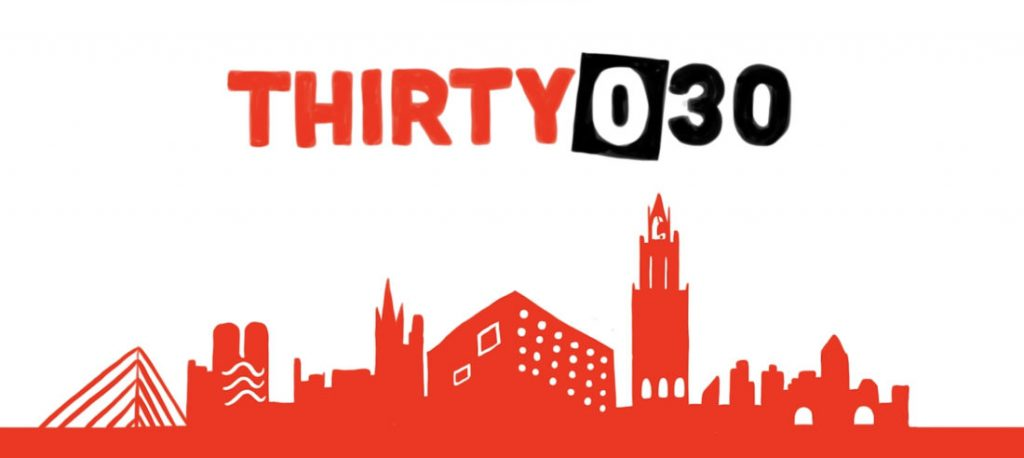 Thirty030 podcast over horeca