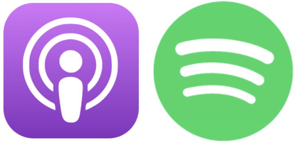 podcast abbonementen. Een titatenstrijd.