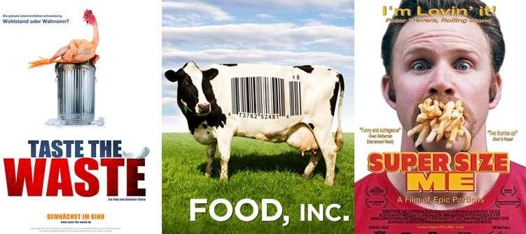 Waarom zijn er veel documentaires over de voedselindustrie maar weinig podcast?